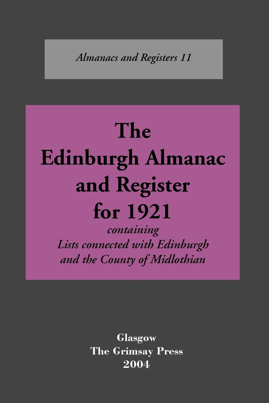 Oliver and Boyd Edinburgh. An Almanac, 1921 muthuraman s mechanics of materials