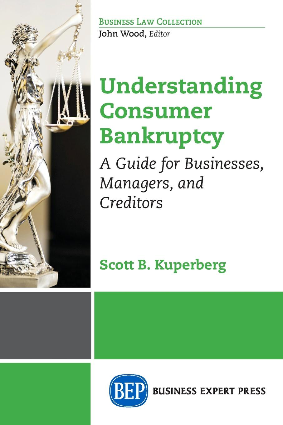 Scott B. Kuperberg Understanding Consumer Bankruptcy. A Guide for Businesses, Managers, and Creditors цена