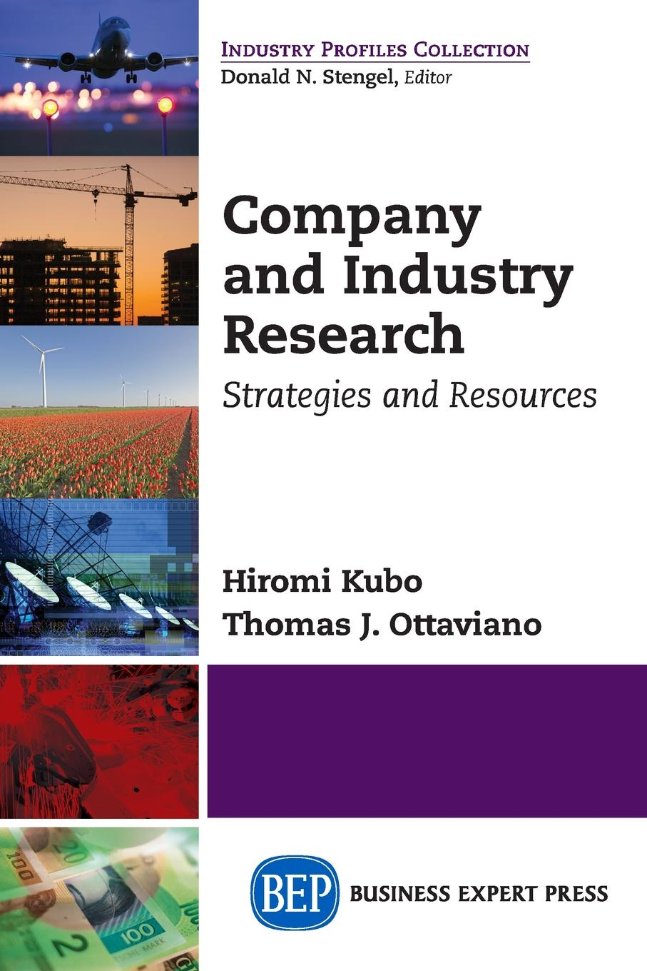 Hiromi Kubo, Thomas J. Ottaviano Company and Industry Research. Strategies and Resources collaboration among data sources for information retrieval
