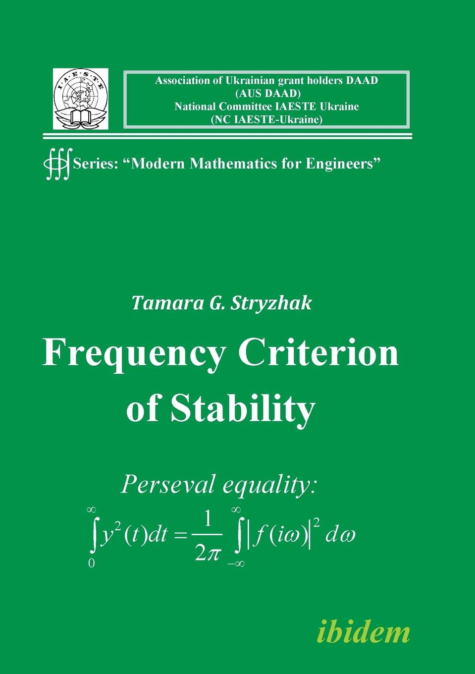 Frequency Criterion of Stability. tool for enhancement of protein stability