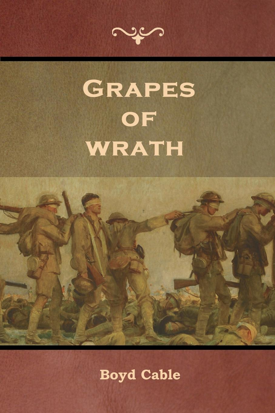 Boyd Cable Grapes of wrath