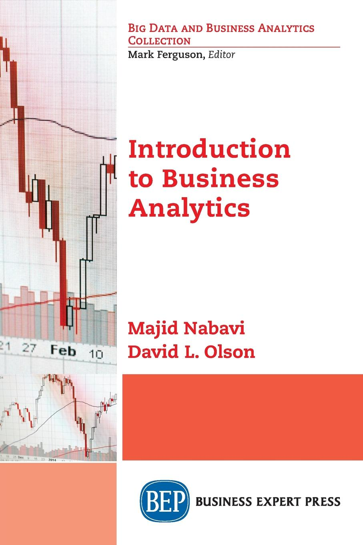 Majid Nabavi, David L. Olson Introduction to Business Analytics logistic management