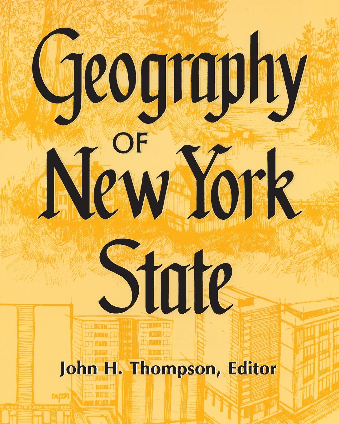 Geography of New York State