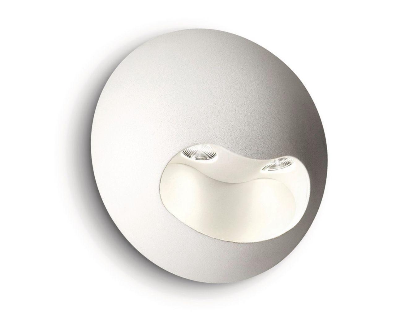 Настенный светильник Philips Milio, 2,5 Вт цена 2017