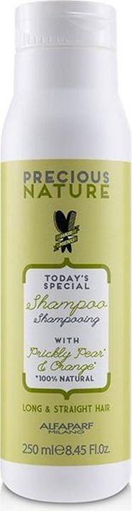 Alfaparf Precious Nature Shampoo for Long and Straight Hair Шампунь для длинных и прямых волос, 250 мл