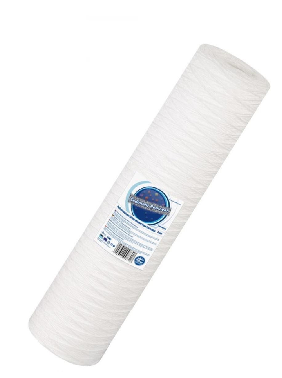 Картридж из полипропиленовой нити 20BB - 5 мкм, Aquafilter FCPP5M20B, 631