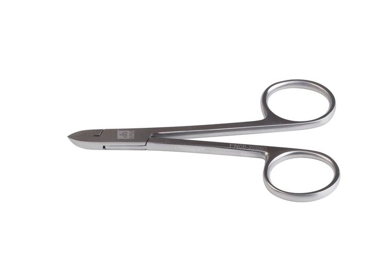 Ножницы-кусачки для вросшего ногтя Dewal 6 мм, матовые PN06-20060