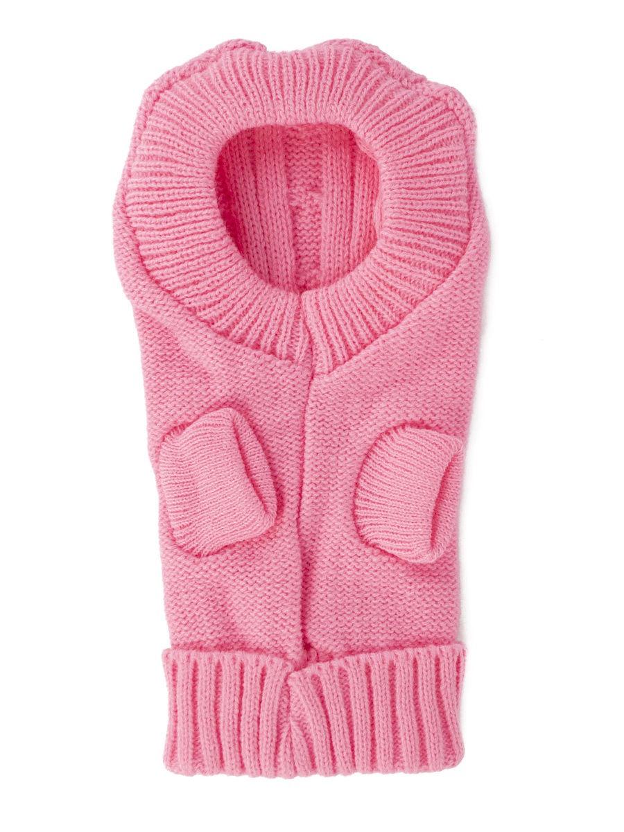 Комбинезон-свитер для животных розовый P0019-11-6 Удачная покупка