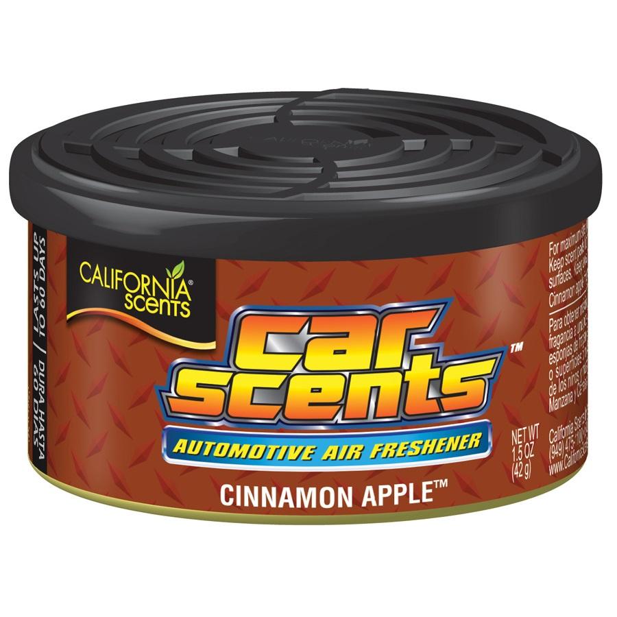 цена на California Scents CCS048 Ароматизатор Car Scents Air Freshener Яблоко с Корицей