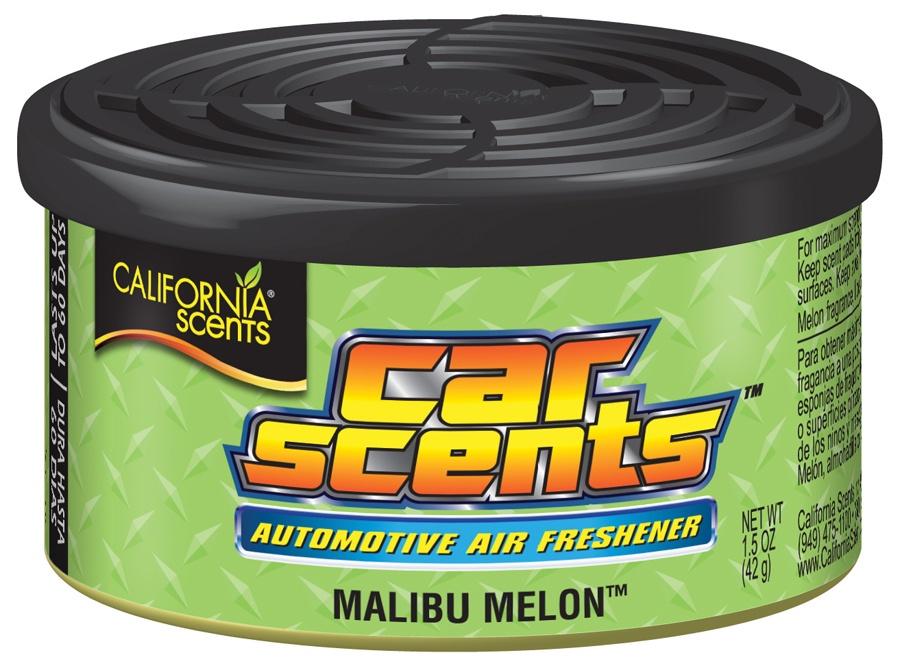 цена на California Scents CCS30 Ароматизатор Car Scents Air Freshener Дыня Малибу