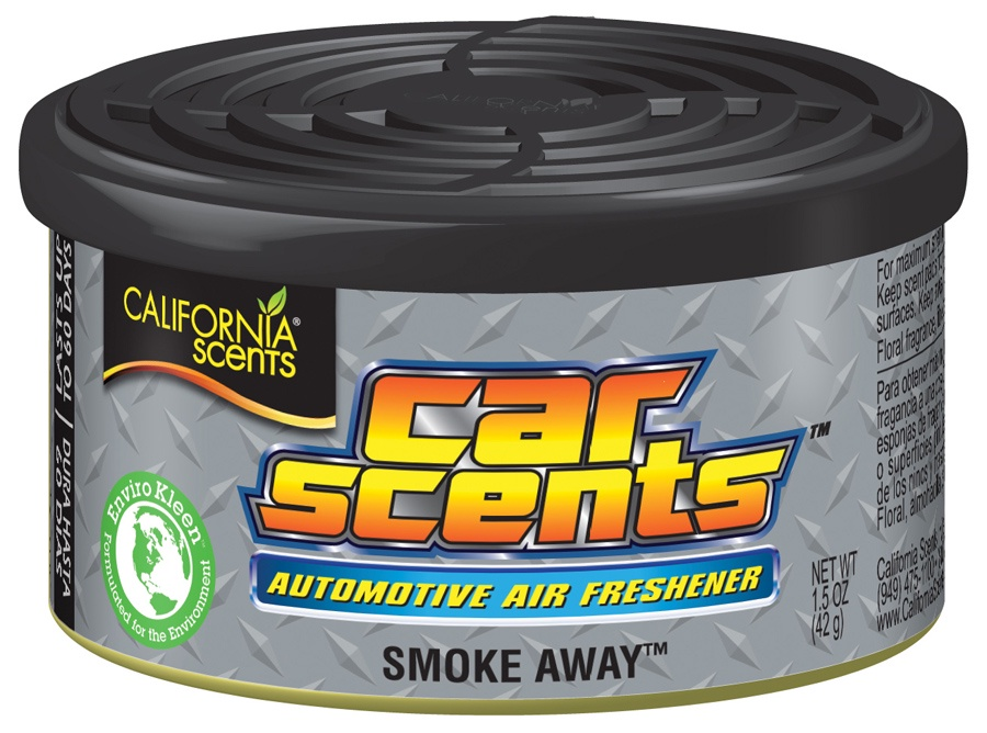 California Scents CCS43 Ароматизатор Car Scents Air Freshener Анти-Табак