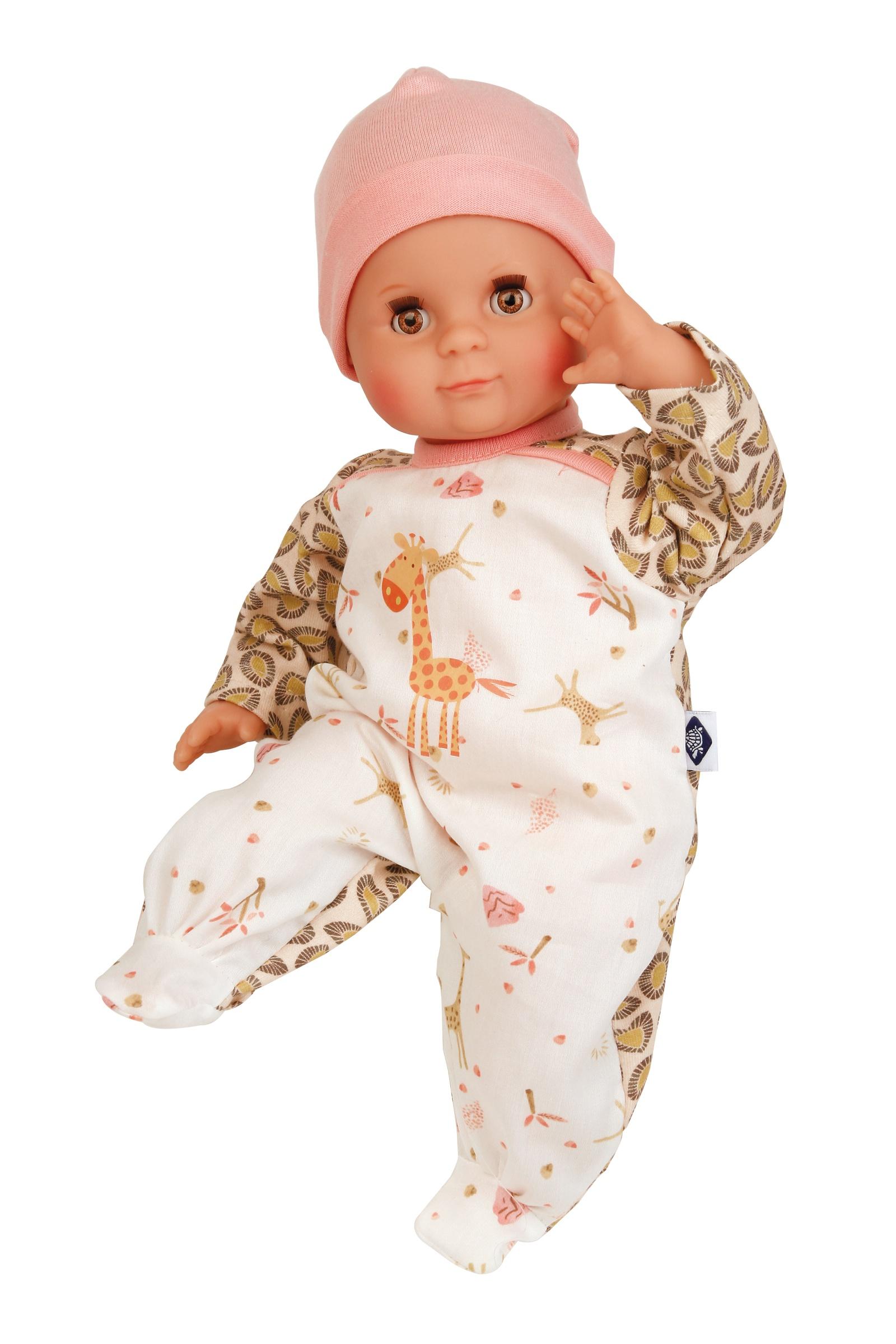 Моя первая кукла, мягкое тело, 32 см
