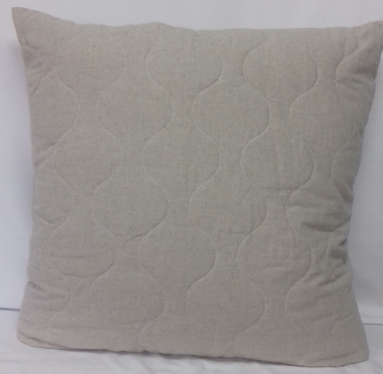Подушка Лен Альвитек, размер 70 х 70 подушка green line лен наполнитель льняное волокно 70 х 70 см