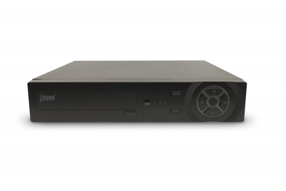 8-ми канальный гибридный видеорегистратор (HDVR) J2000-HDVR-08H v. 2 J2000