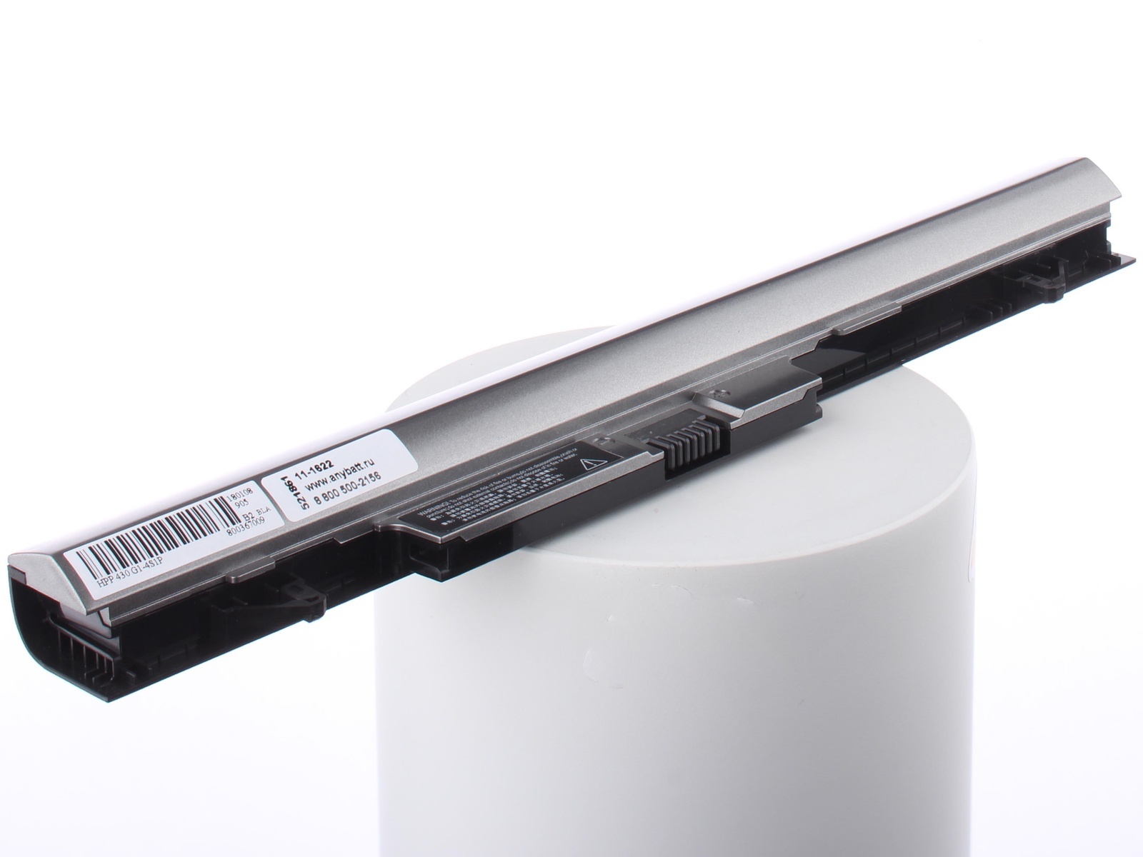 Аккумуляторная батарея AnyBatt 11-T1-1622 2200mAh для ноутбуков HP-Compaq ProBook 430 G2, ProBook 430 G1, ProBook 430 G2 (G6W08EA), ProBook 430 G2 (K9J92EA), ProBook 430 G2 (G6W00EA), ProBook 430 G2 (K9J85EA), ProBook 430 G2 (G6W10EA), футболка print bar g2 esports team