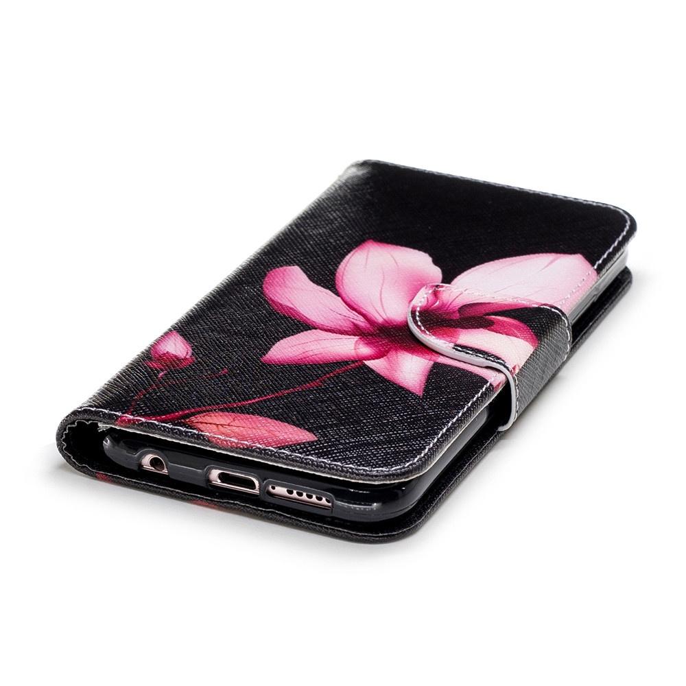 PU кожаный чехол для Huawei Р20 облегченная мода красочные бумажник окрашенный чехол с подставкой Слот для карты черное дерево дизайн pu кожа флип обложка кошелек карты держатель чехол для huawei p8
