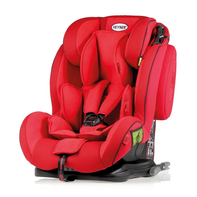 цена на Детское автокресло HEYNER Capsula MultiFix ERGO 3D гр. 123 Racing Red