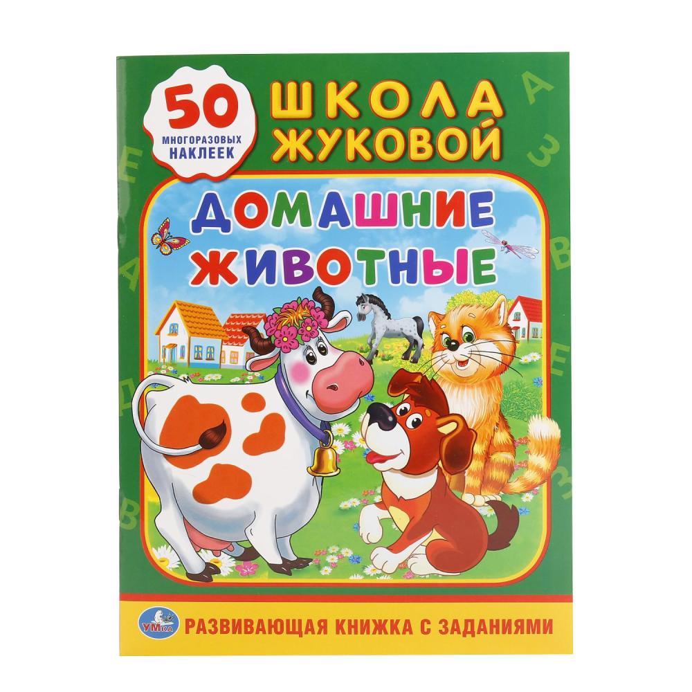 Домашние Животные (Обучающая Активити +50).