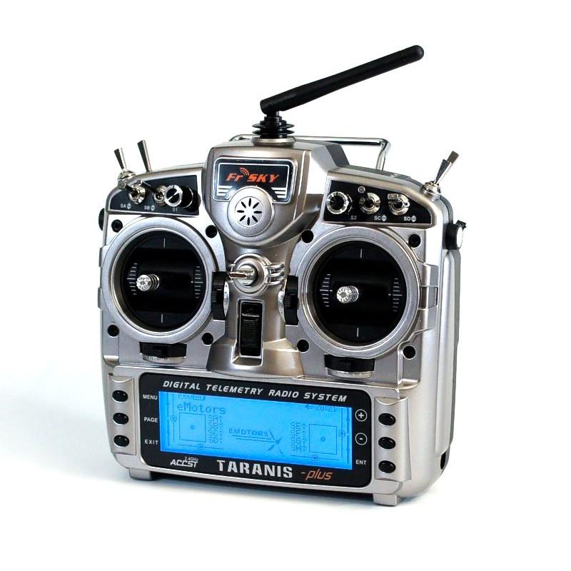 Аппаратура управления FrSky Taranis X9D Plus, 9 каналов