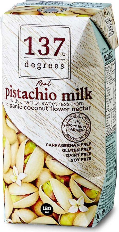 Растительное молоко 137 Degrees Фисташковое, 180 мл