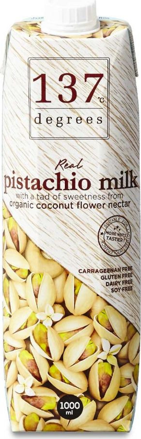 Растительное молоко 137 Degrees Фисташковое, 1 л
