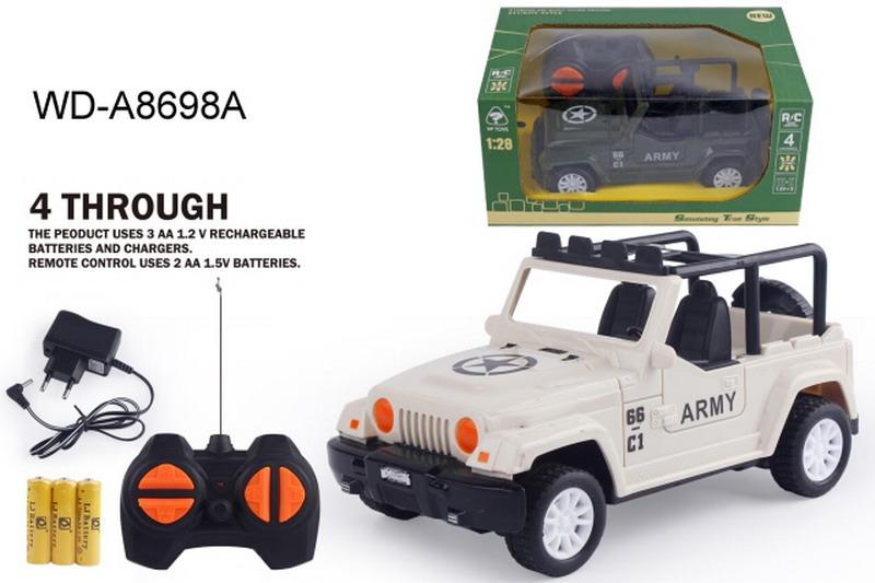 Машина радиоуправляемая Junfa Toys, 6138-3, в ассортименте, 20 х 13 х 10 см фрезы jeefoo 3 175 15 aa gi