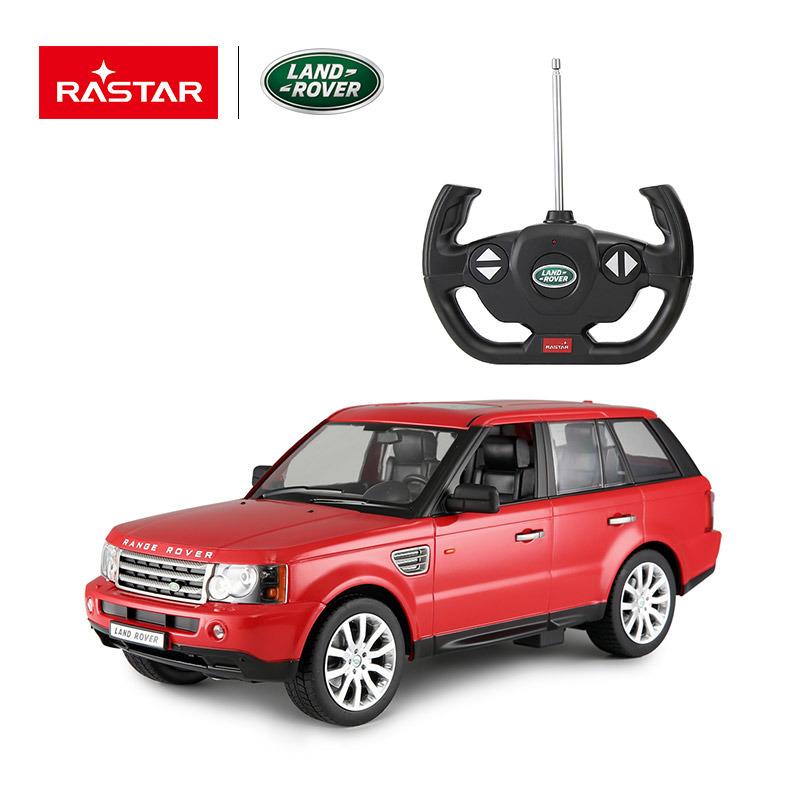 Машина радиоуправляемая Rastar Range Rover Sport, 28200R, красный