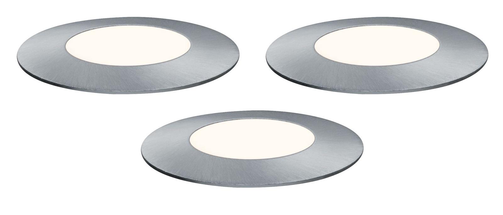 Уличный светильник Outd Plug+Shine Set 3x2,5W Boden EBL Sil уличный светильник outd 230v wandl tube ip54 e27 max15w alu