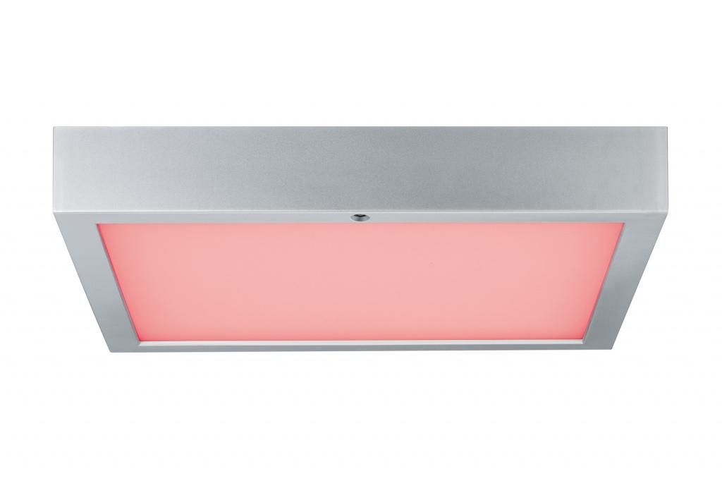 Настенно-потолочный светильник Space LED RGB, 800Lm, 15,5W, 300 x 300 mm ultrafire diving 50m waterproof 800lm 1 mode white light led flashlight yellow green 1 x 18650