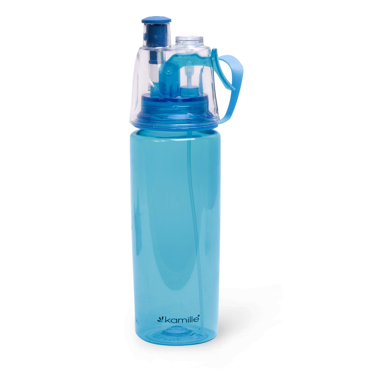 Фото - Бутылка спортивная для воды KAMILLE тритан спортивная бутылка tomimitsu 1066 fga1066 1000