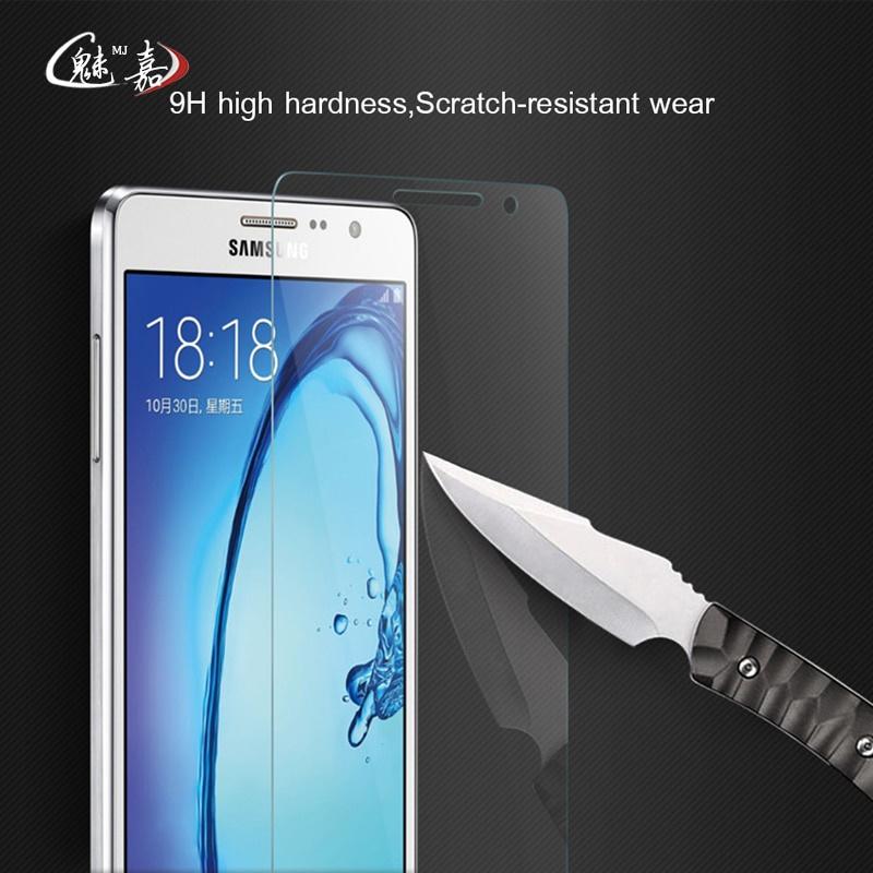 9H Samsung закаленное стекло для 2.5D Galaxy A3 A5 A7 2017 2016 2015 Экран ультратонкой защитной пленки для Samsung G360 G530 все цены