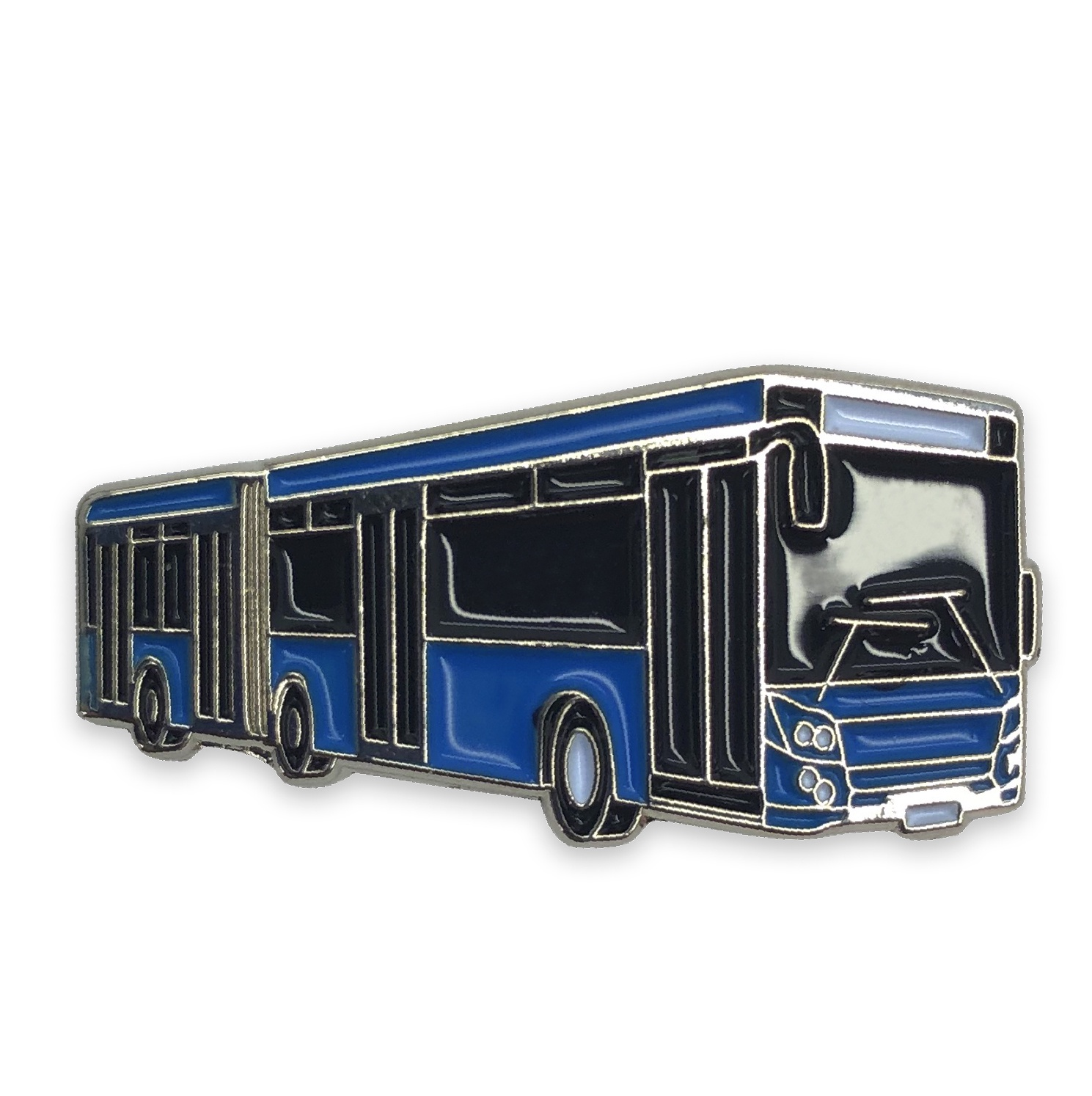 Moscow Metro Значок Автобус ЛиАЗ 6213.65 значок