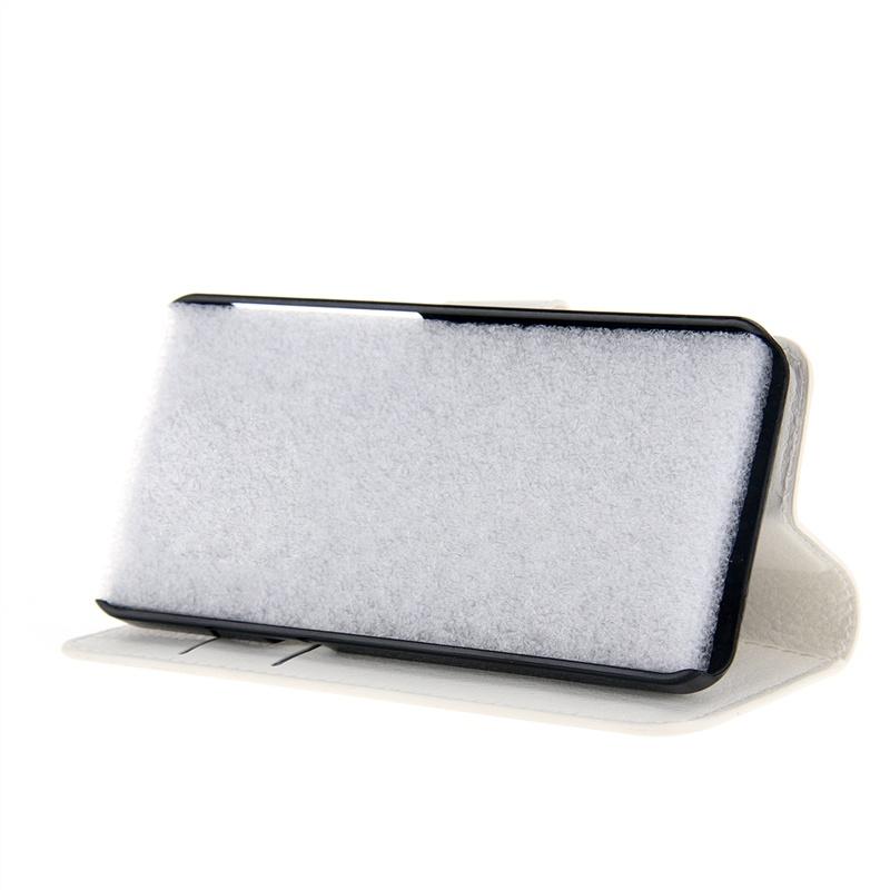 Чехол из искусственной кожи с отделением для карточек с функцией флип-стойки для Meizu MX6 все цены