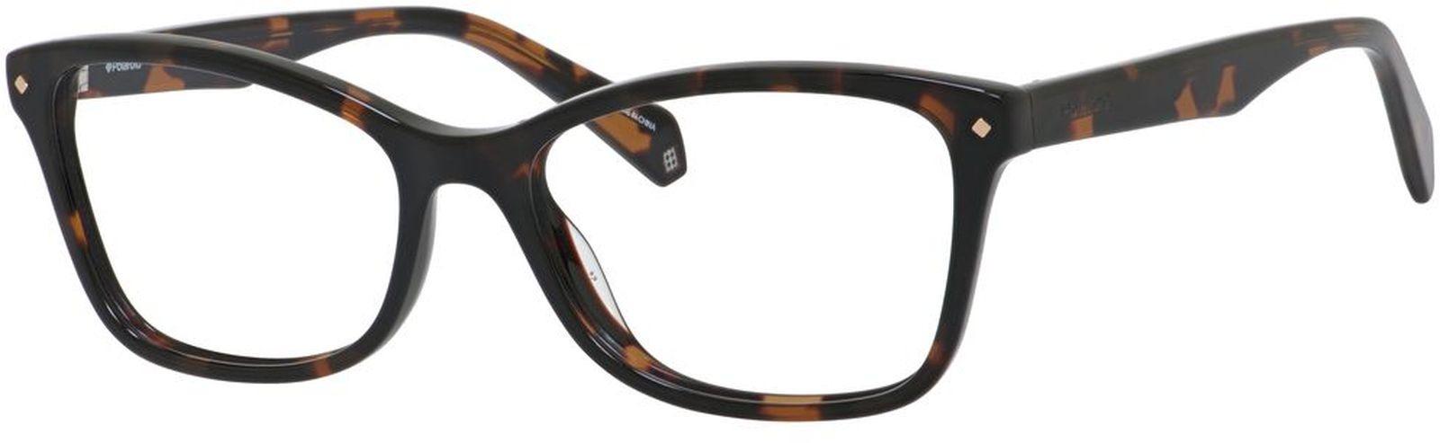 Оправа для очков женская Polaroid D320, PLD-1003430865317, коричневый polaroid pld d203 dl5