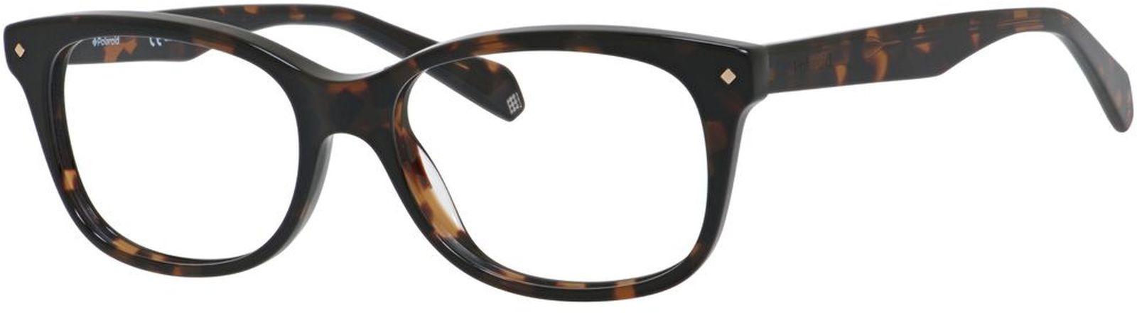 Оправа для очков женская Polaroid D321 , PLD-1003400865116, коричневый polaroid pld d203 dl5