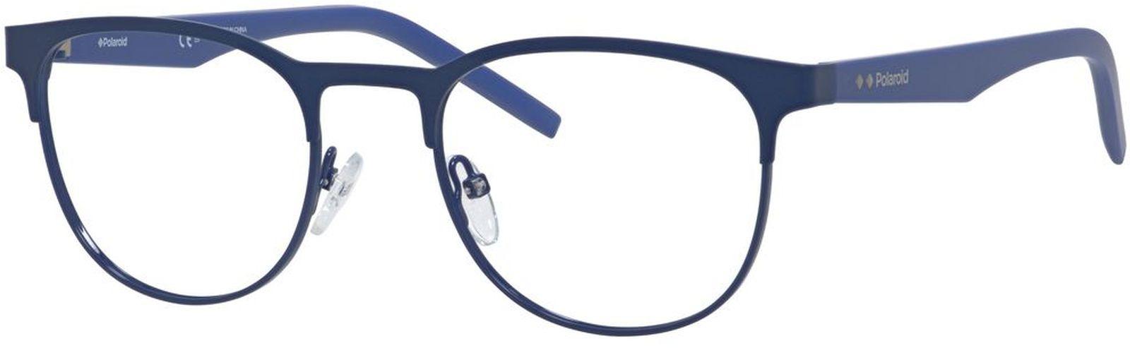 Оправа для очков женская Polaroid D326, PLD-100322PJP5020, синий polaroid pld d203 dl5