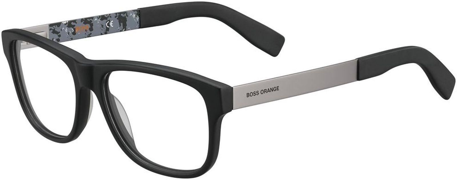 цены на Оправа для очков мужская Boss Orange 271, HUO-157544JNI5316, серый  в интернет-магазинах