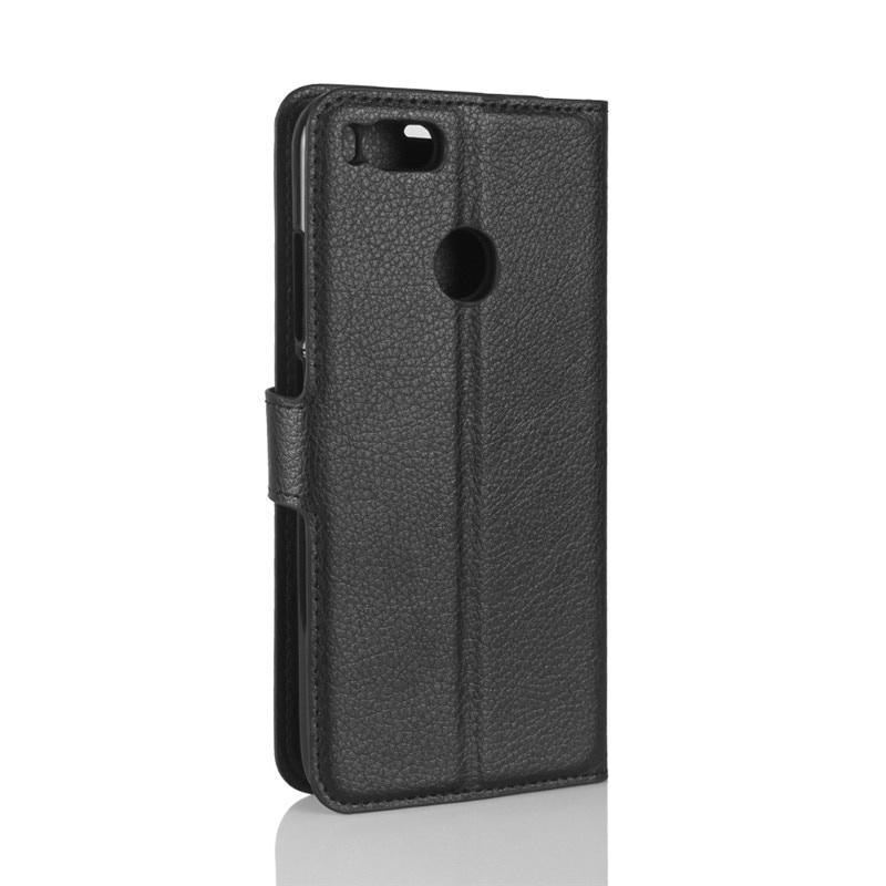 Для Xiaomi Mi Case A1 Xiaomi Mi A1 Case Cover 5.5 Кошелек PU Кожаный чехол для телефона Xiaomi Mi A1 A 1 MiA1 Case Flip Back Cover original pu leather case flip cover case for oukitel k4000