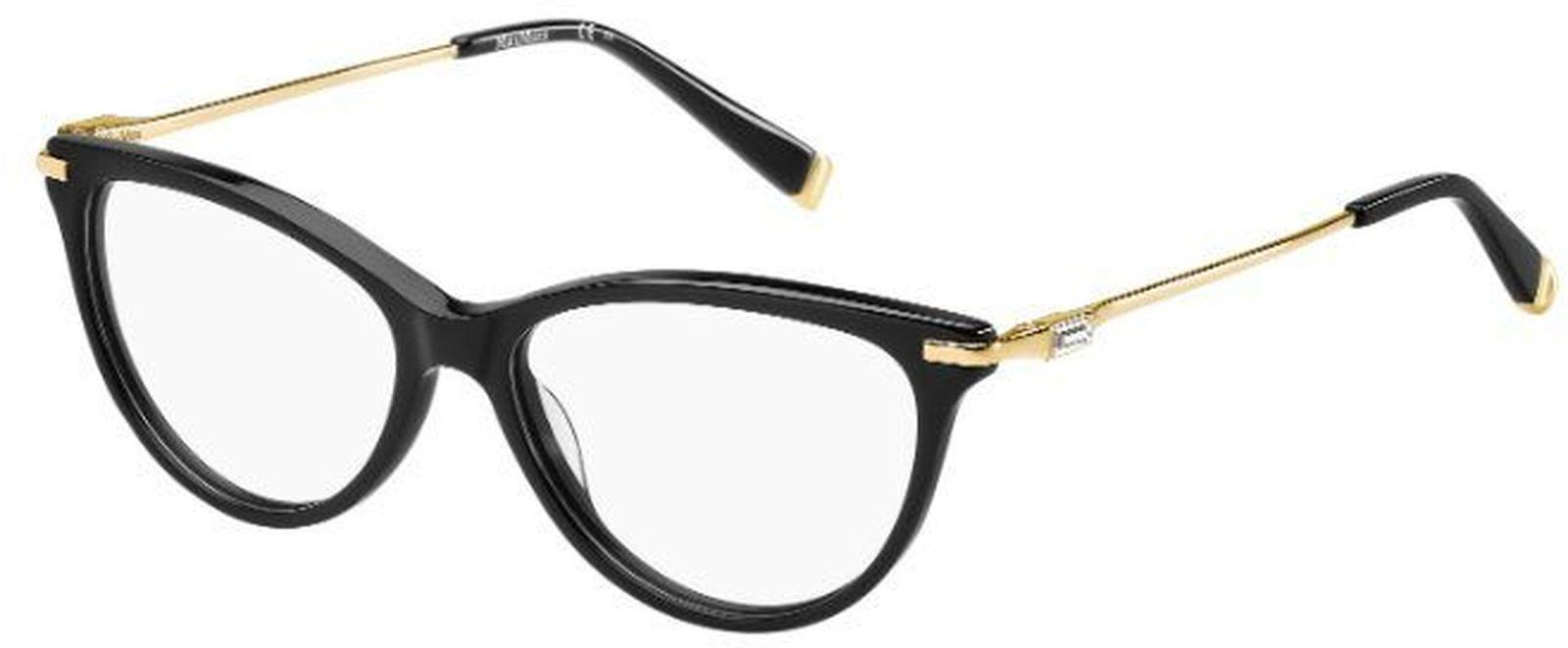 Оправа для очков женская Maxmara 1250, MAX-147501QFE5315, черный оправа max