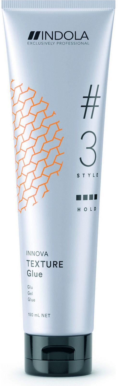 Гель для укладки волос Indola Texture Glue, экстра сильная фиксация, 150 мл зейтун мыло экстра 4 для укрепления корней волос 150 г