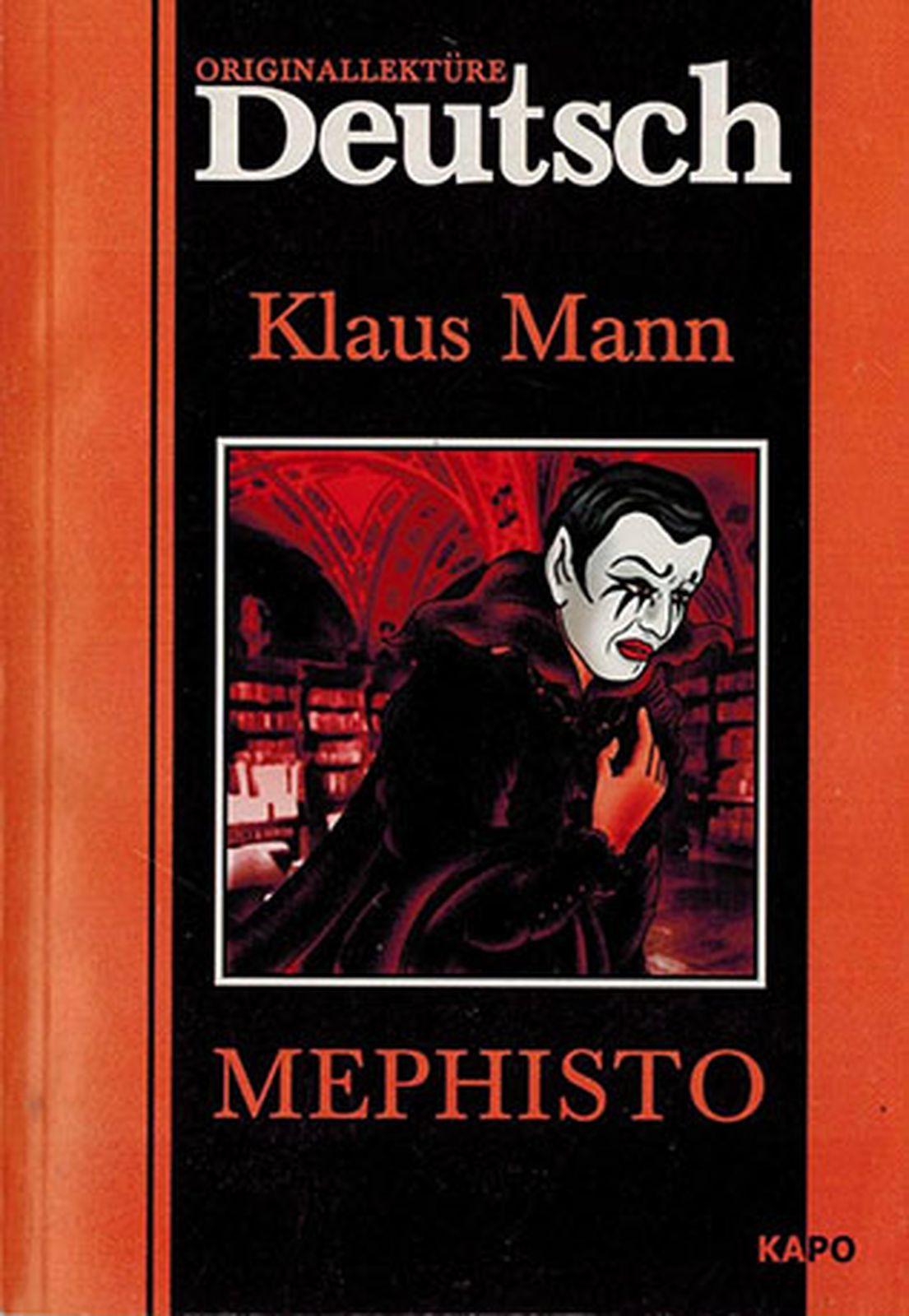 Манн Клаус Mephisto / Мефистофель