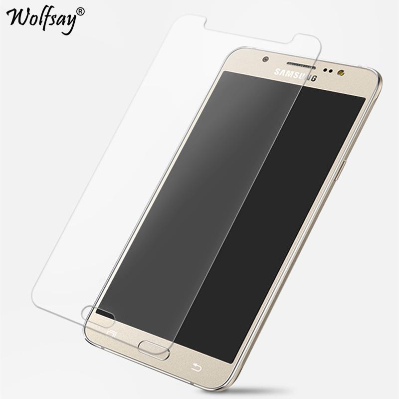 цена на Закаленное стекло для Samsung J5 Galaxy 2016