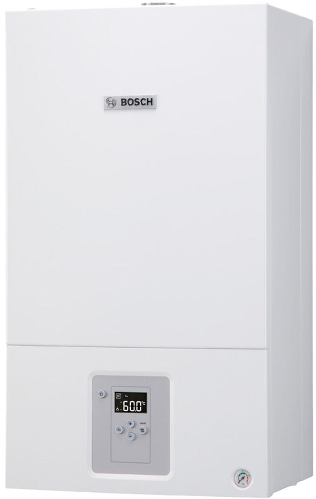 цена на Котел газовый настенный Bosch WBN6000-12C, белый