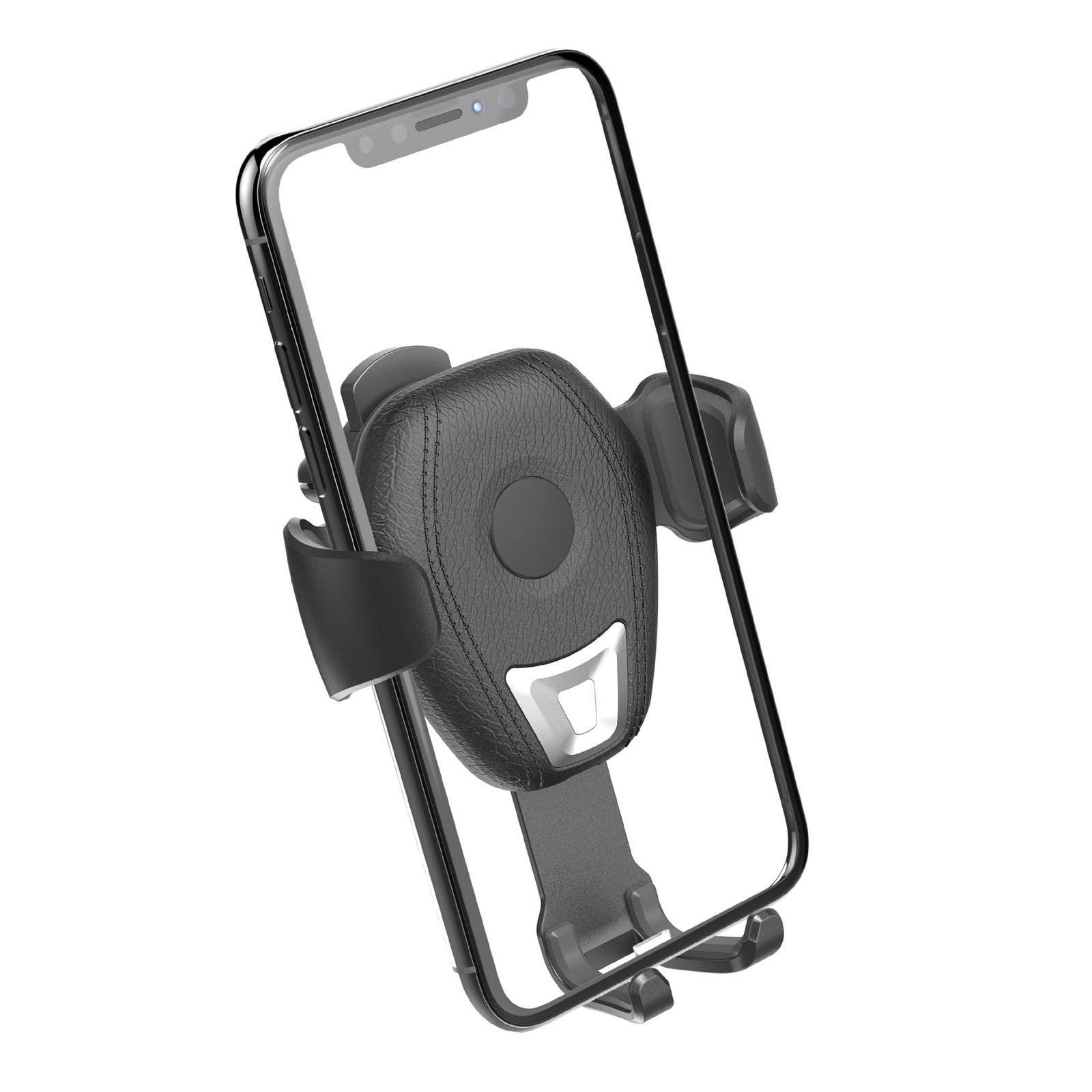 Фото - Беспроводное автомобильное зарядное устройство, черный беспроводное автомобильное зарядное устройство черный