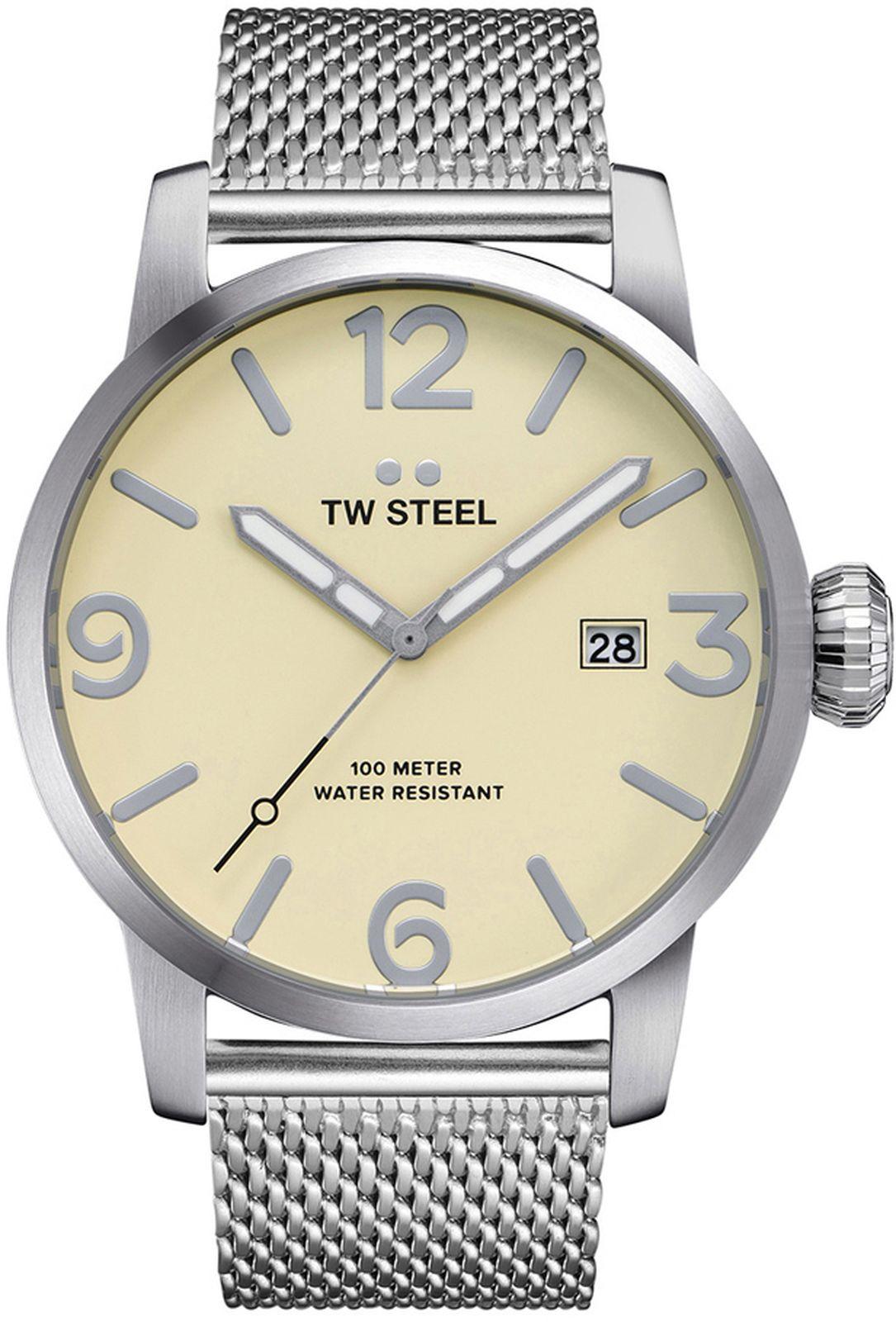Наручные часы TW Steel мужские, стальной