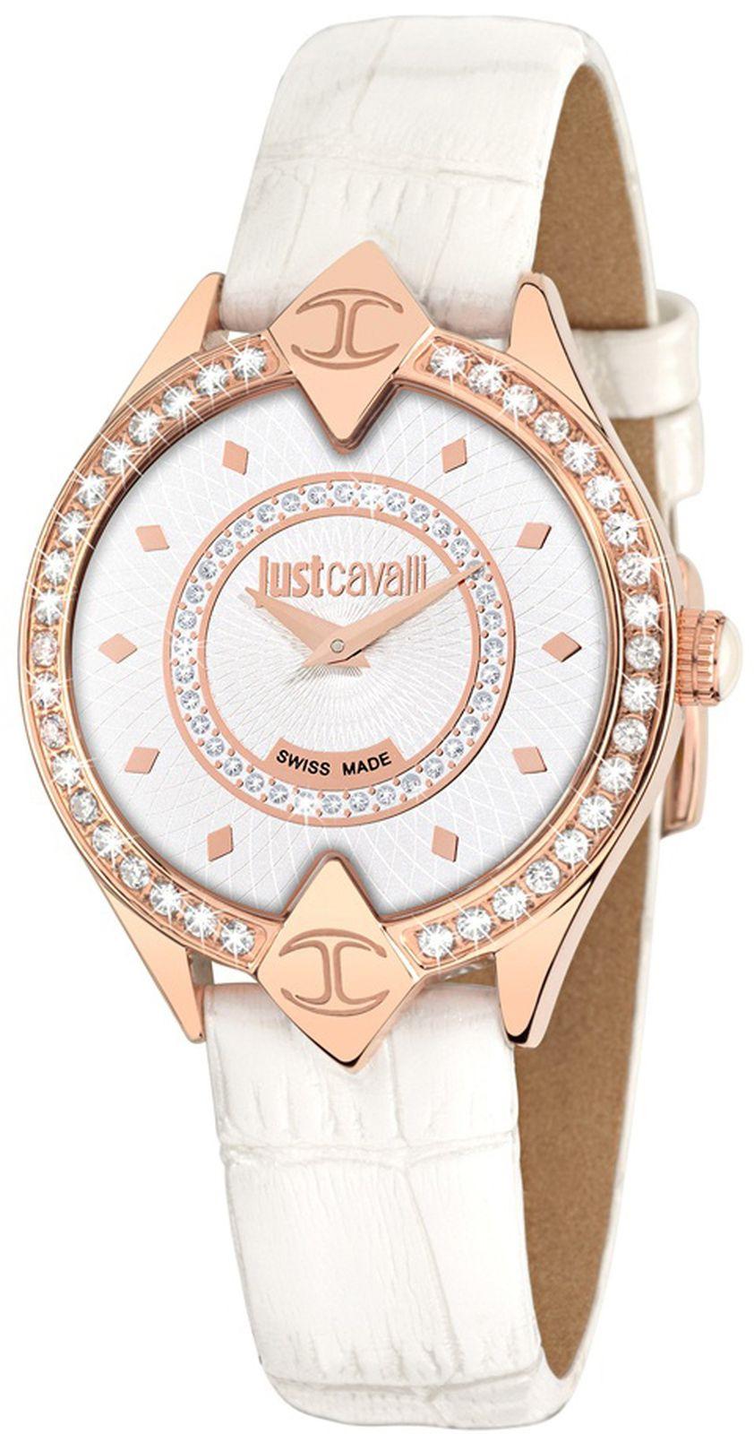 Наручные часы Just Cavalli женские, белый все цены