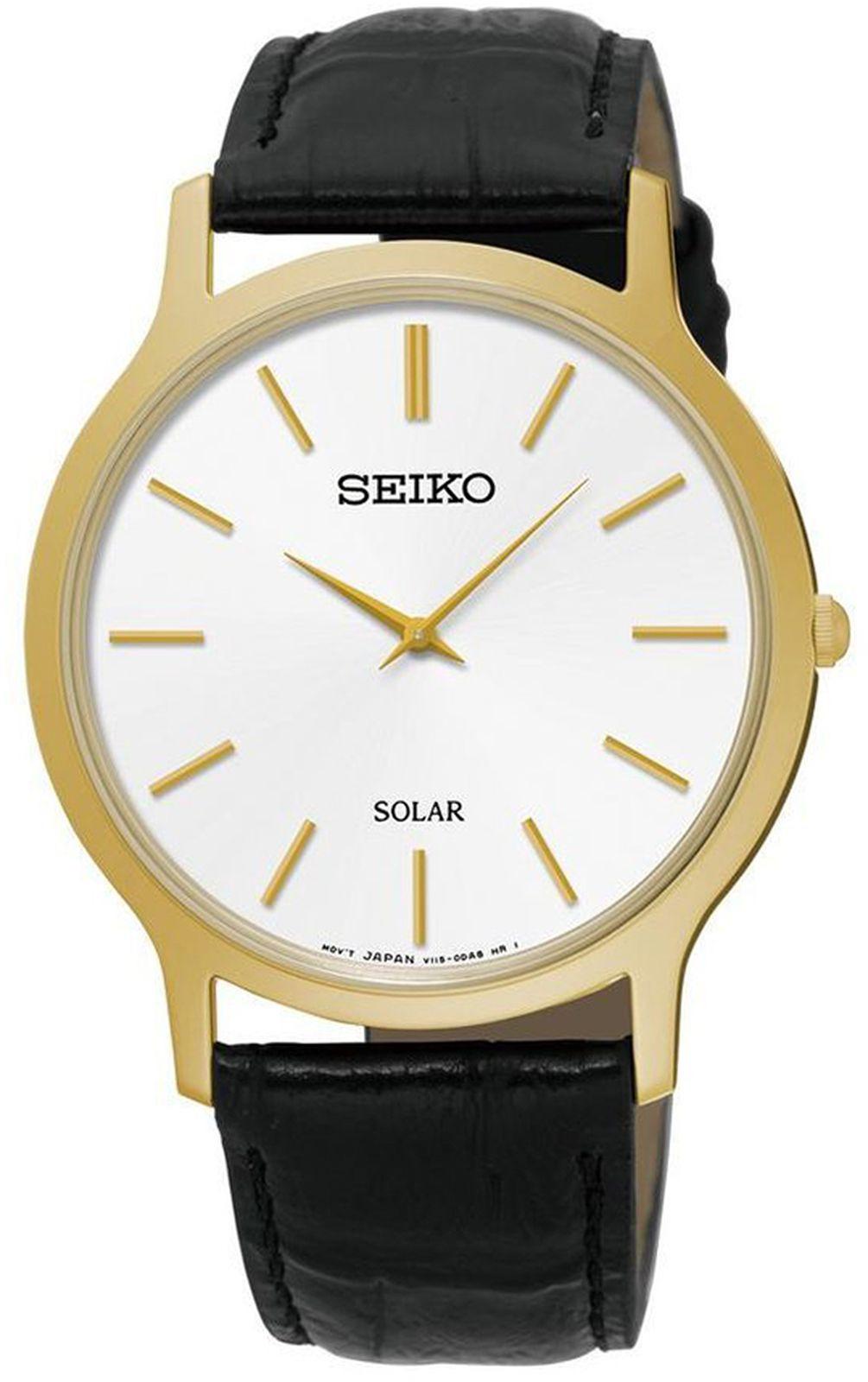 цена на Наручные часы Seiko мужские, черный
