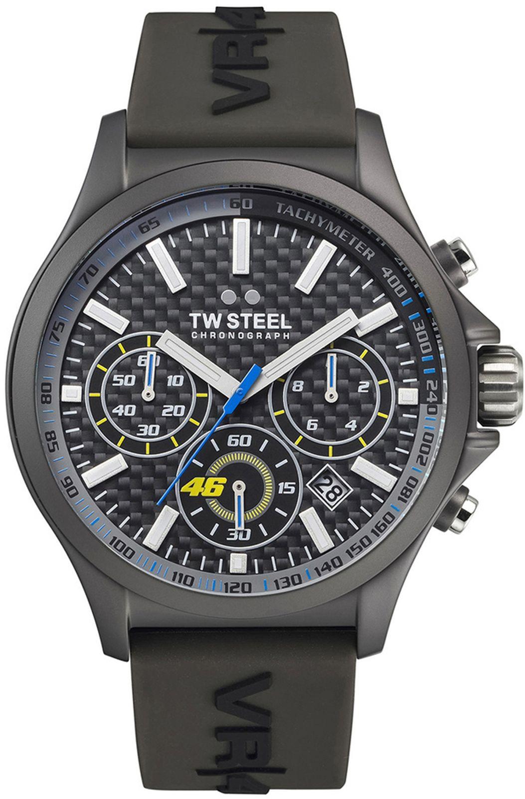 Наручные часы TW Steel мужские, серый