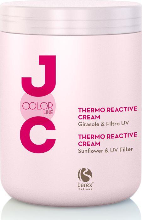 цена на Крем для волос Barex Italiana Joc Color Line, термозащитный, 1000 мл