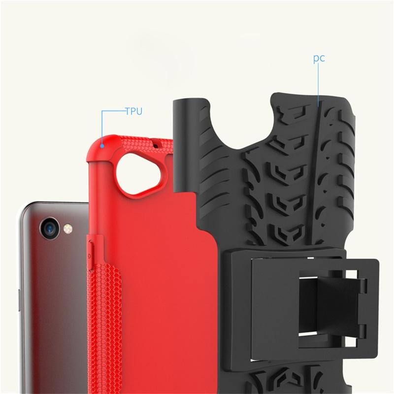 Ударопрочный защитный чехол для LG Q6 цена и фото